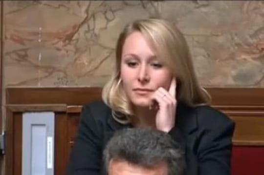 """Départementales: les """"surprises"""" de Marion Maréchal-Le Pen dans le Vaucluse (FN)"""