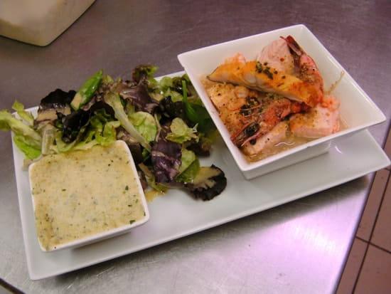 Marie' Thé Cuisine  - la choucroute de la mer -