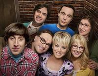 The Big Bang Theory : La submersion de Valentino