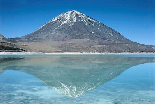 Cône volcanique