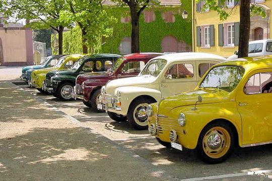 Nuanciers de Renault 4CV