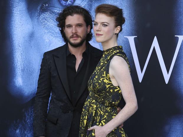Qui sont ceux qui partagent la vie des acteurs de Game of Thrones?