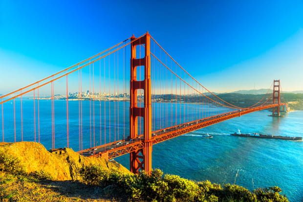 Traverser le Golden Gate Bridge