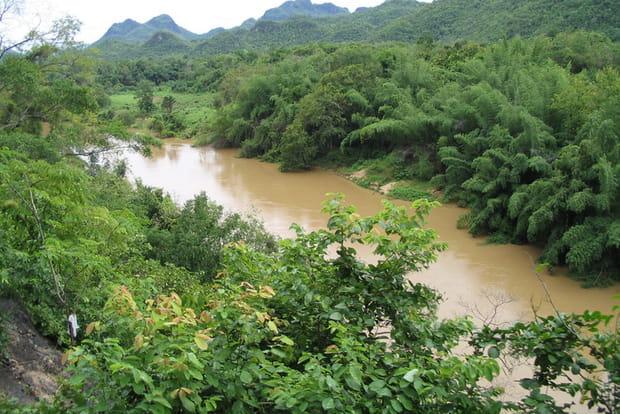 La vallée du Mékong