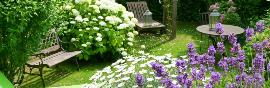 Les plus beaux jardins de nos lecteurs