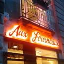 Aux Fourneaux  - Façade du restaurant -