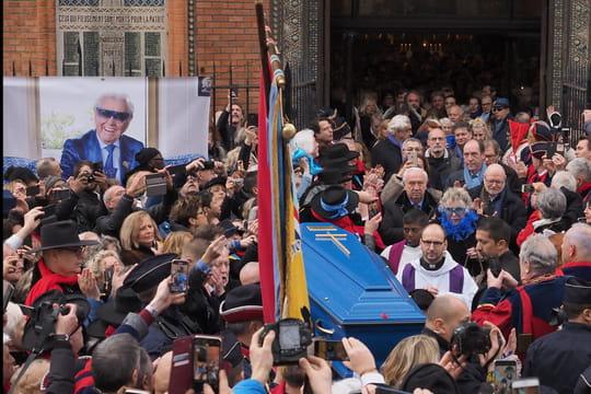 Enterrement de Michou: retour sur ses obsèques en images, Brigitte Macron présente