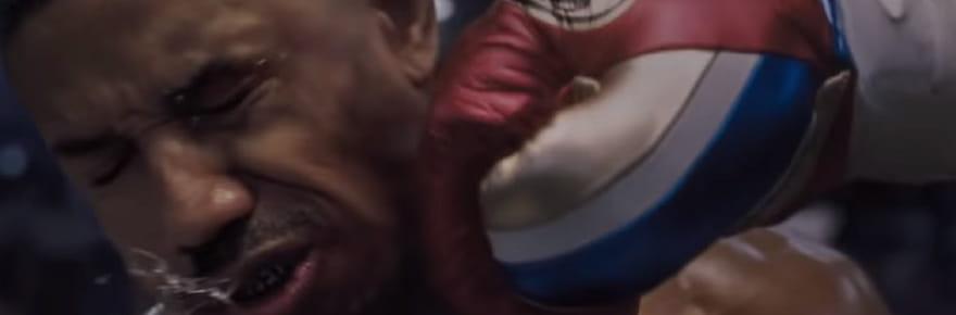 Michael B. Jordan revient boxer dans Creed 2