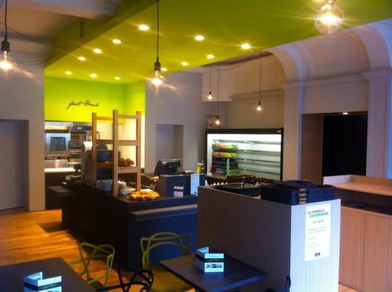 Fast Hoch - Art Food Gallery