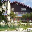 Bellier  - L'hôtel et le jardin -