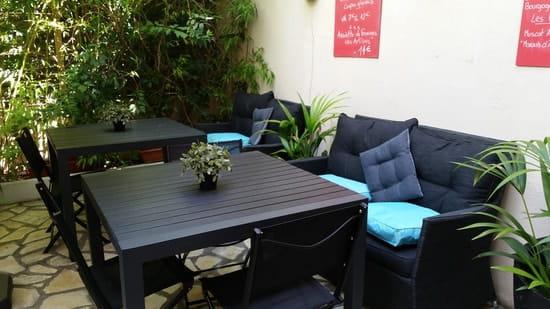 L'Ardoise  - La terrasse -