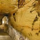 Restaurant : Auberge Le Mirandol  - Notre grotte naturelle -   © DR