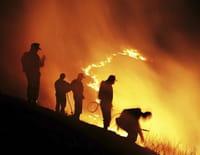 Planète explosive : Tornades enflammées