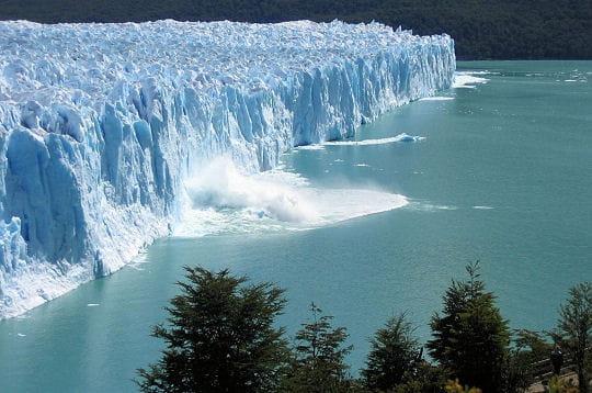 Calotte de glace