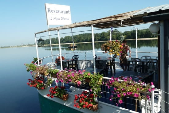 Restaurant Péniche Aigue Marine