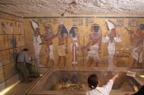 Egypte : une chambre secrète se trouverait dans le tombeau de Toutankhamon [PHOTOS]