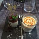 Dessert : Le Daniel's  - Riz au lait au caramel au beurre salé  -