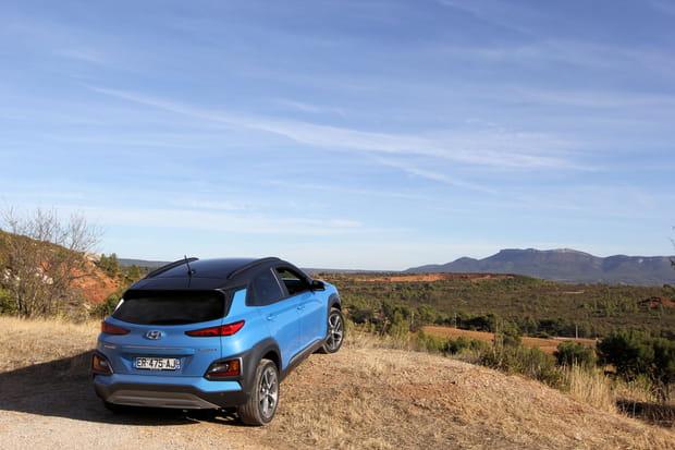 L'essai du Hyundai Kona, le SUV au look d'enfer