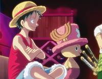 One Piece : Un duel déchirant. Luffy contre Sanji