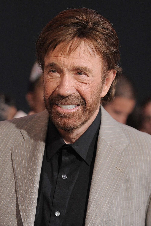 Chuck Norris : une pat...