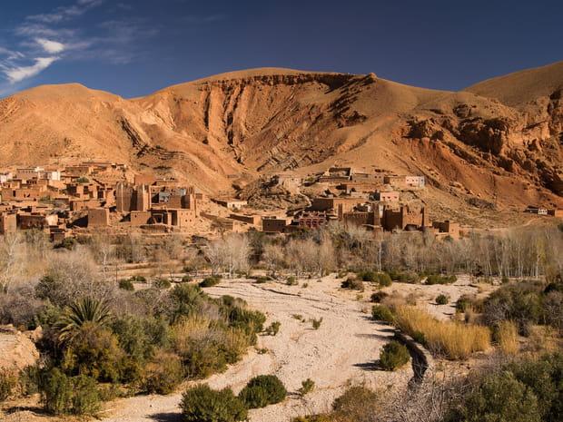 Maroc: échappée dans les montagnes de l'Atlas