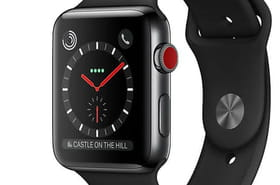 "Cyber Monday ""montre connectée"" : Apple Watch et autres dernières affaires du Black Friday"