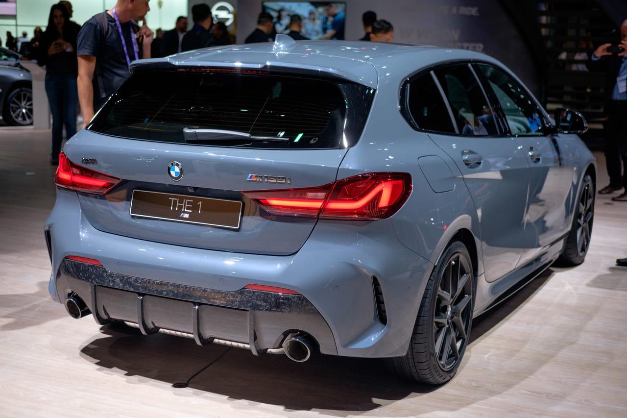 BMW Série 1: les photos au Salon de Francfort, notre avis [infos, prix]