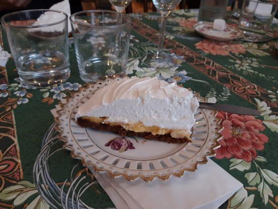 Dessert : Madame Bovary  - Tarte au citron meringuée -   © Madamebovary31
