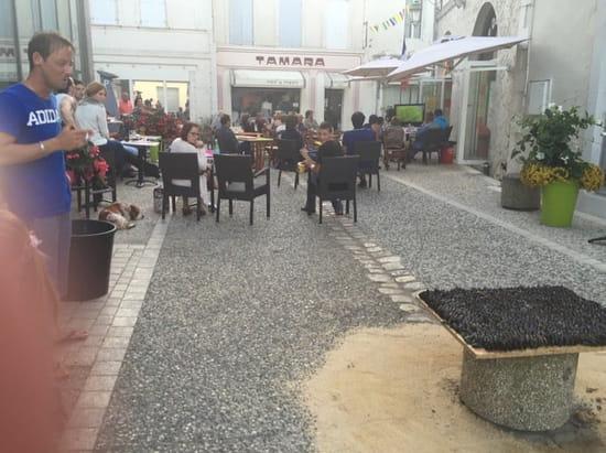 Restaurant : Le Dorian's  - Petite soirée improvisée -