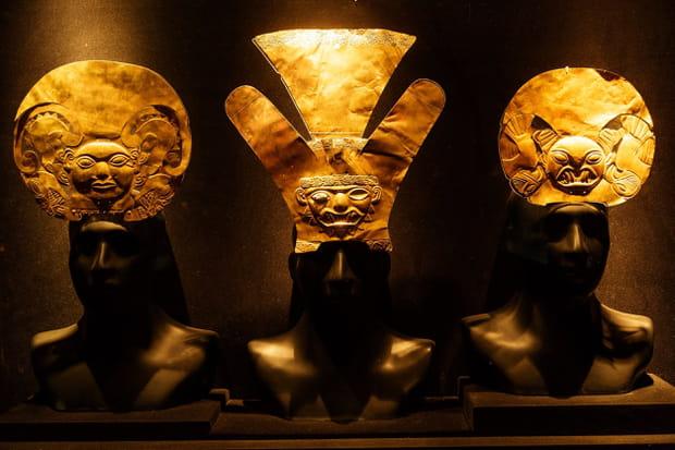 Le musée Larco à Lima