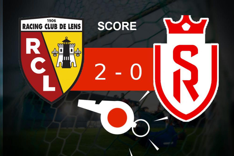 Lens - Reims: le RC Lens fait ce qu'il faut, le résumé du match
