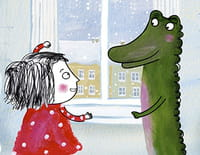 Rita et Crocodile : La luge