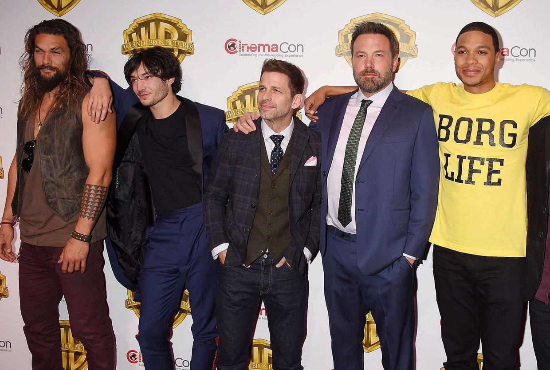 Zack Snyder doit passer la main à Joss Whedon — Justice League