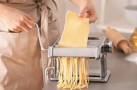 Machine à pâtes: notre sélection des meilleurs modèles