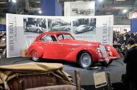 Notre sélection de voitures anciennes au salon Rétromobile