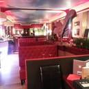 Restaurant : La grillade  - La salle du restaurant -