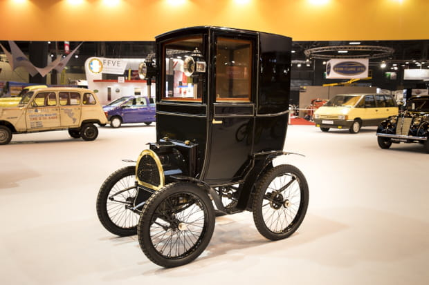 La Renault Type B de 1899