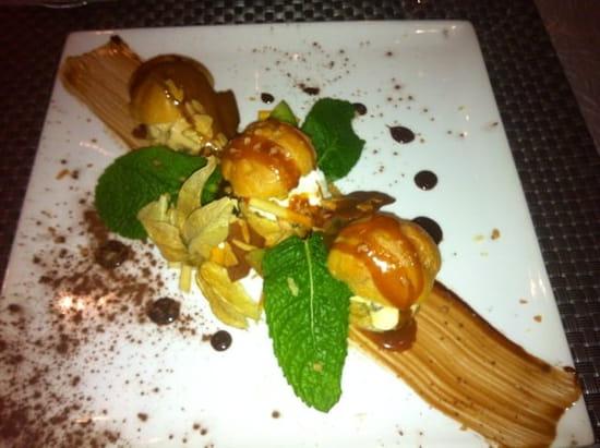 Dessert : L'Ostinato