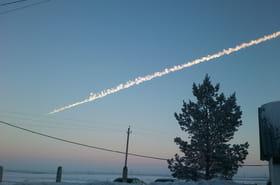Avez-vous déjà vu des météorites d'aussi près?