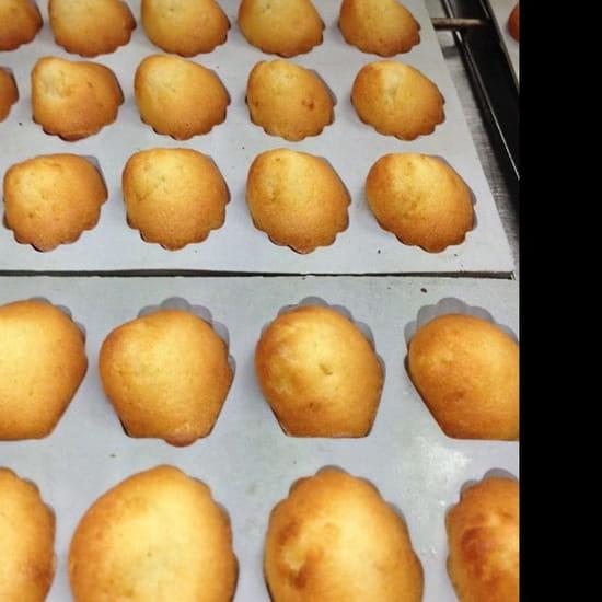 Dessert : Le Bistroquet de Meudon  - Madeleine  -