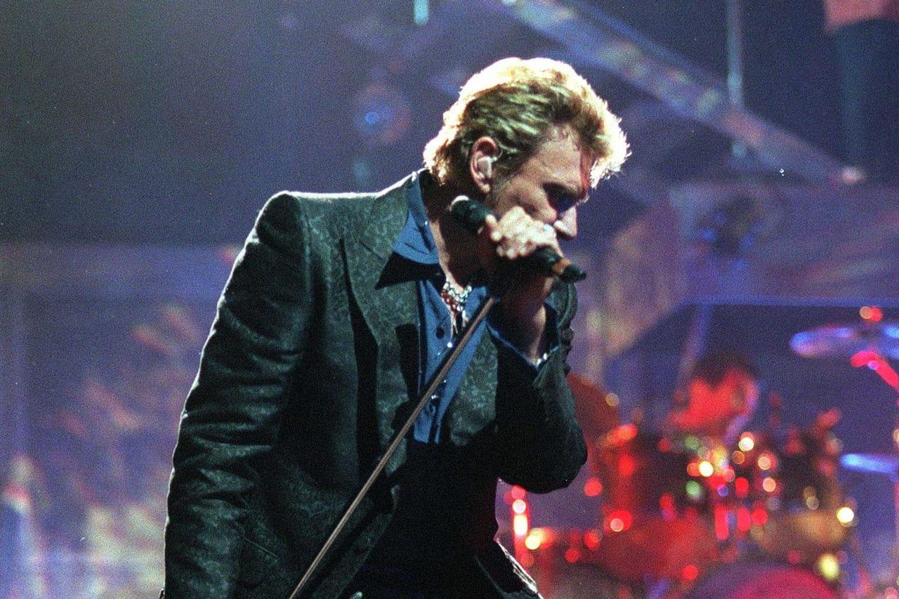 Album de Johnny Hallyday: y aura-t-il assez de disques pour tout le monde?
