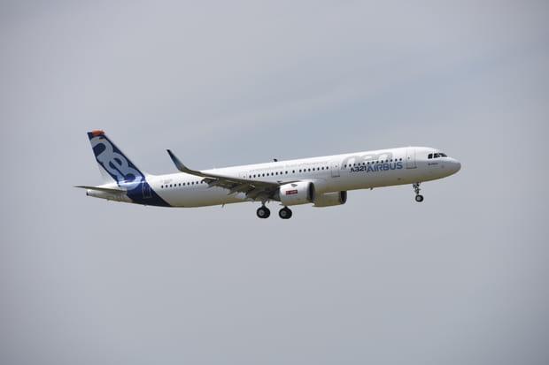 L'A321,l'avion qui a la cote chez les compagnies aériennes
