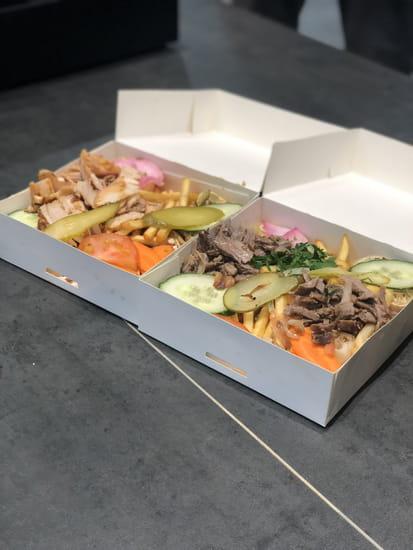 Plat : Mixette  - Assiette Damas et Alepo à emporter -   © Damas et Alepo