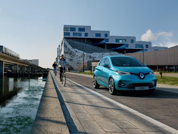 Les photos de la nouvelle Renault Zoé