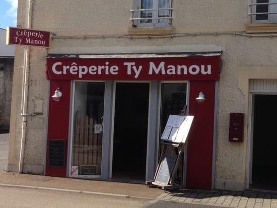 Entrée : Crêperie Ty Manou