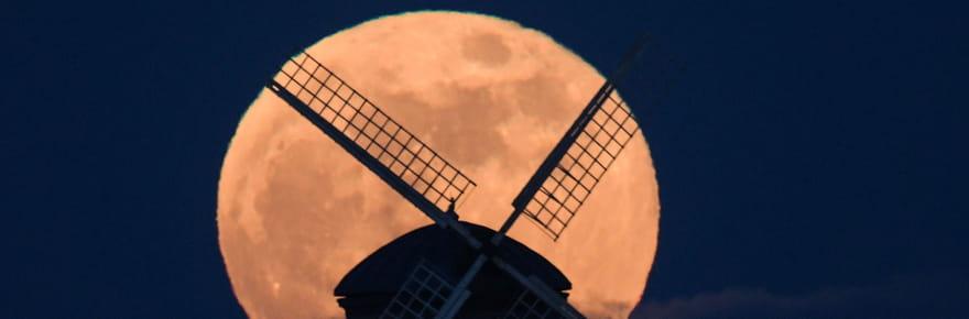 Eclipse de lune 2019: le déroulé, heure par heure, ce 21janvier