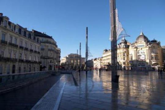 Les plus belles places des villes de France