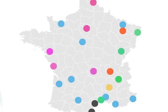 Municipales 2020: les résultats des sondages, qui sont les favoris des élections?