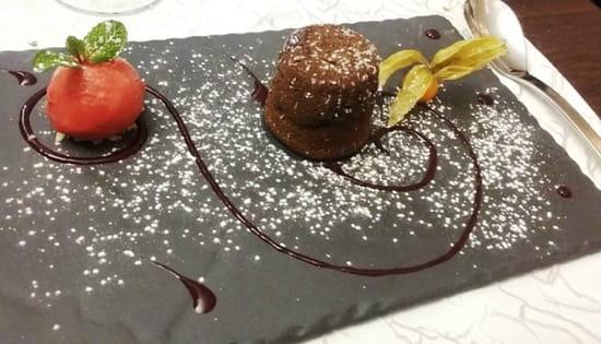 Aux Tours de la Perot  - Dessert -