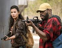 Fear The Walking Dead : Un nouveau jour dans le stade